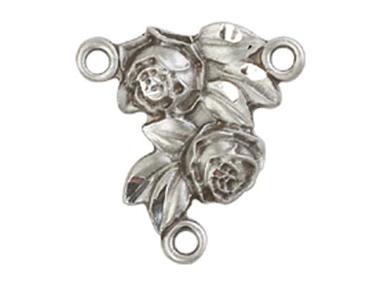 Rose<br>0056CTR - 1/2 x 1/2<br>Rosary Center
