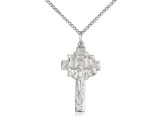 Crucifix-IHS<br>0098 - 1 X 1/2