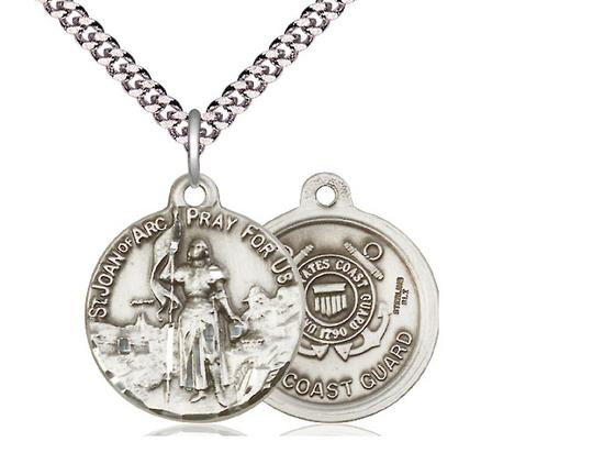 St. Joan of Arc Coast Guard<br>0193--3 - 7/8 x 3/4