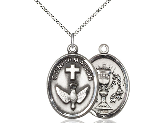 Confirmation / Chalice Medal<br>Available in 3 Sizes