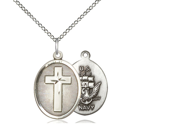 Cross Navy<br>0883--6 - 7/8 x 1/2
