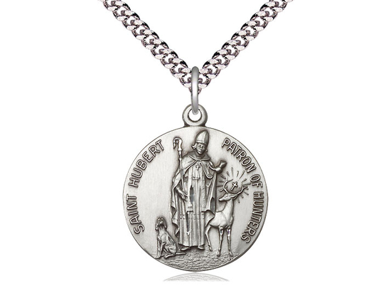 St Hubert of Liege<br>0893 - 1 x 7/8