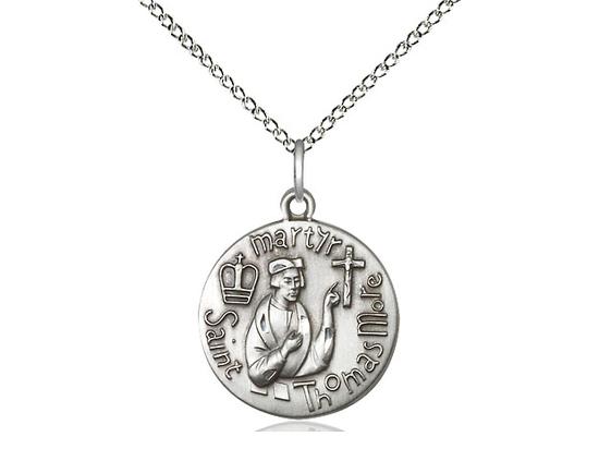 St Thomas More<br>0958 - 3/4 x 5/8