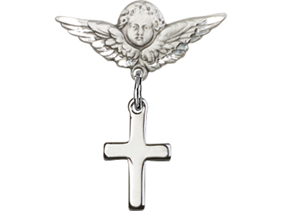 Cross<br>Baby Badge - 1006/0735