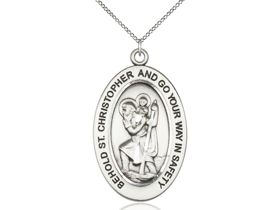St. Christopher<br>11022 - 1 x 5/8