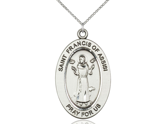 St. Francis of Assisi<br>11036 - 1 x 5/8
