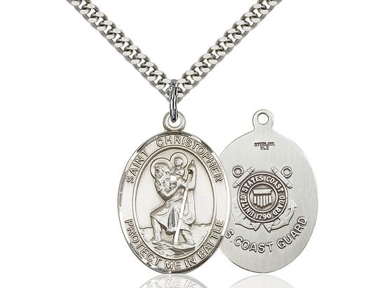St Christopher Coast Guard<br>1177--3 - 1 x 1 1/4