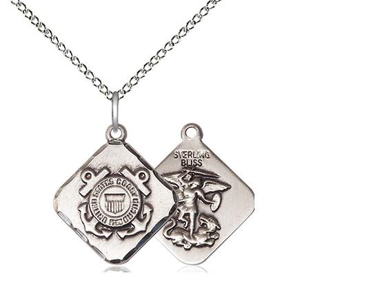 Coast Guard Diamond<br>1180--3 - 3/4 x 5/8