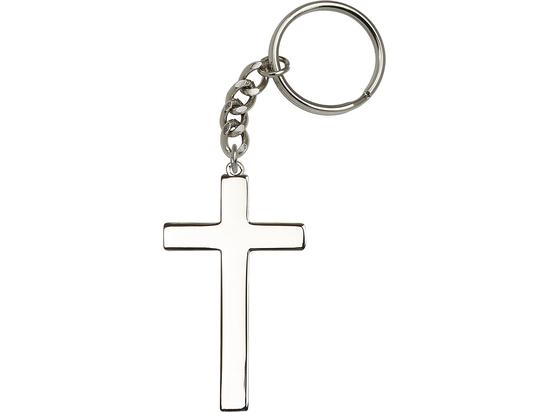 Choir Cross<br>1426SRC - 2 5/8 x 1 1/2<br>KeyChain