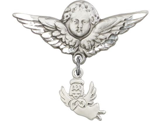 Guardian Angel<br>Baby Badge - 2128/0733