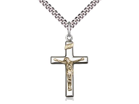 Crucifix<br>2291 - 1 1/8 x 5/8