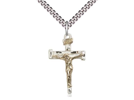 Nail Crucifix<br>2673 - 1 1/8 x 5/8
