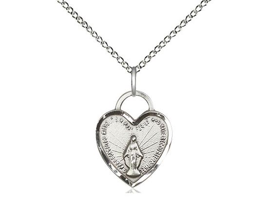 Miraculous Heart<br>3401 - 5/8 x 1/2
