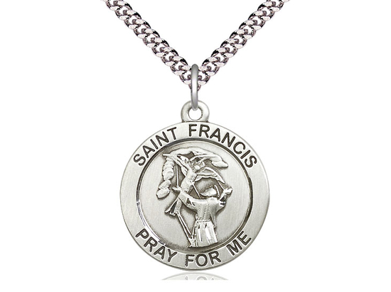 Saint Francis of Assisi<br>4084 - 1 x 7/8