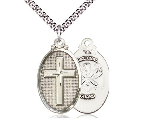 Cross National Guard<br>4145Y--5 - 1 1/4 x 3/4