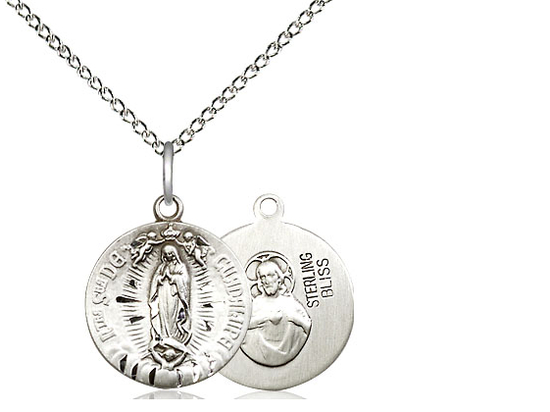 Our Lady of Guadalupe<br>4228 - 5/8 x 1/2