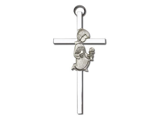 Communion Girl<br>4420 - 4 x 2<br>Wall Cross