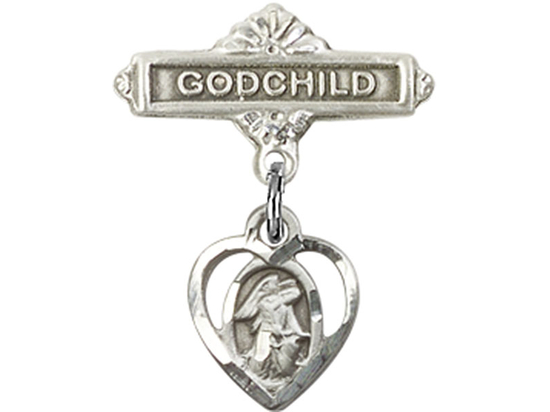 Guardian Angel<br>Baby Badge - 5407/0736