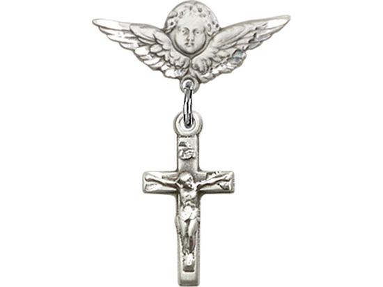 Crucifix<br>Baby Badge - 5417/0735