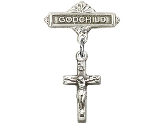 Crucifix<br>Baby Badge - 5417/0736