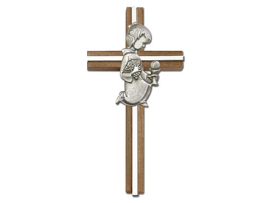 Communion Girl<br>5630 - 6 x 3<br>Wall Cross