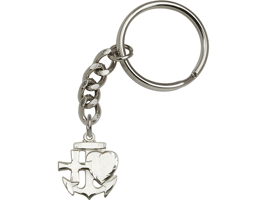 Faith, Hope & Charity<br>6045SRC - 7/8 x 3/4<br>KeyChain