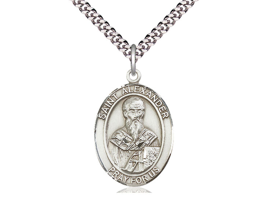 St Alexander Sauli<br>Oval Patron Saint Series<br>Available in 3 Sizes
