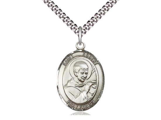 St Robert Bellarmine<br>Oval Patron Saint Series<br>Available in 3 Sizes