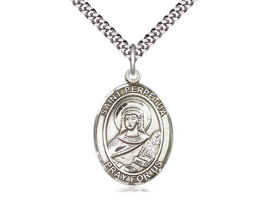St Perpetua<br>Oval Patron Saint Series<br>Available in 3 Sizes