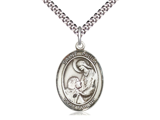 St Paula<br>Oval Patron Saint Series<br>Available in 3 Sizes