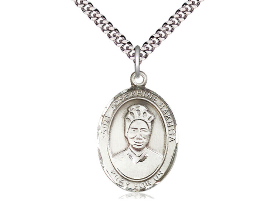 St Josephine Bakhita<br>Oval Patron Saint Series<br>Available in 3 Sizes