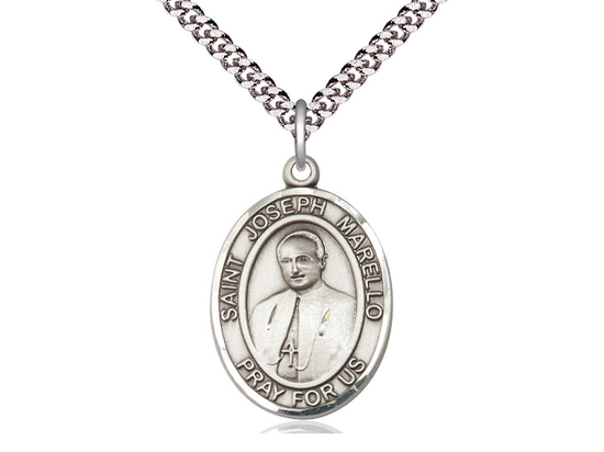 St Joseph Marello<br>Oval Patron Saint Series<br>Available in 2 Sizes