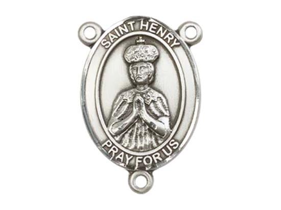 Saint Henry II<br>8046CTR - 3/4 x 1/2<br>Rosary Center