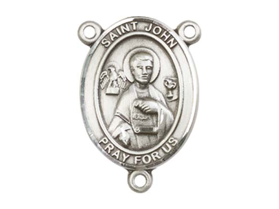 Saint John the Apostle<br>8056CTR - 3/4 x 1/2<br>Rosary Center