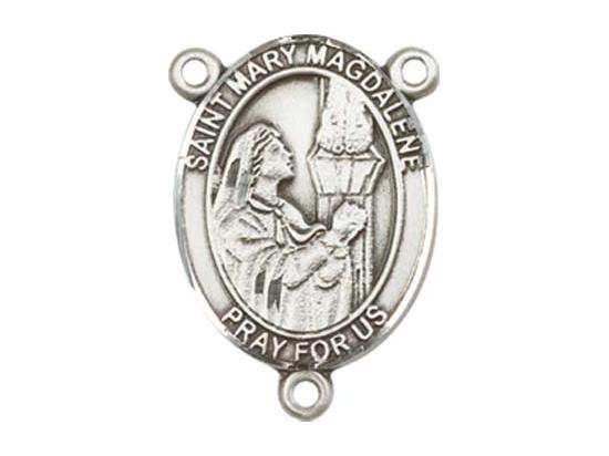 Saint Mary Magdalene<br>8071CTR - 3/4 x 1/2<br>Rosary Center