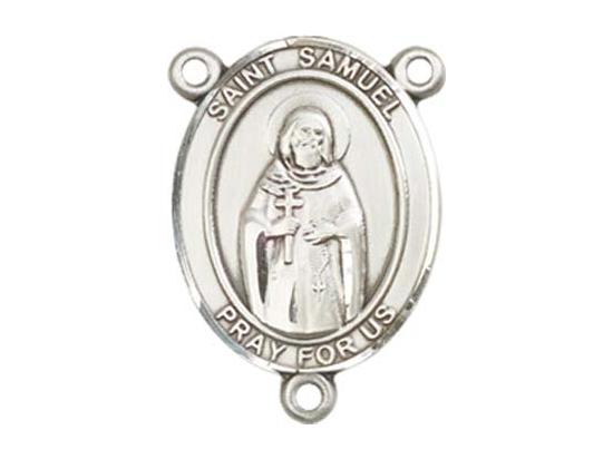 Saint Samuel<br>8259CTR - 3/4 x 1/2<br>Rosary Center