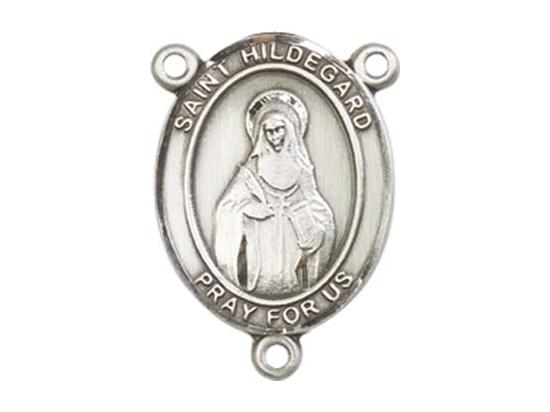 Saint Hildegard von Bingen<br>8260CTR - 3/4 x 1/2<br>Rosary Center