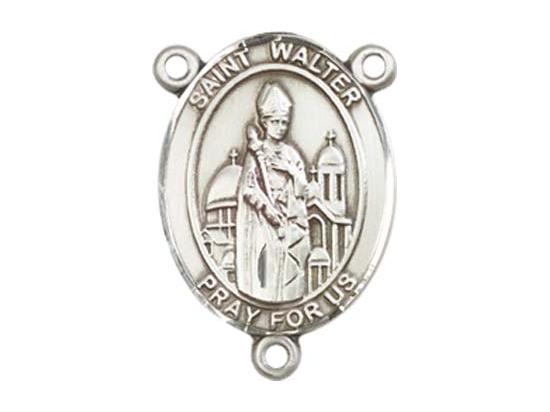 Saint Walter of Pontnoise<br>8285CTR - 3/4 x 1/2<br>Rosary Center