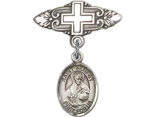 St Albert the Great<br>Baby Badge - 9001/0731