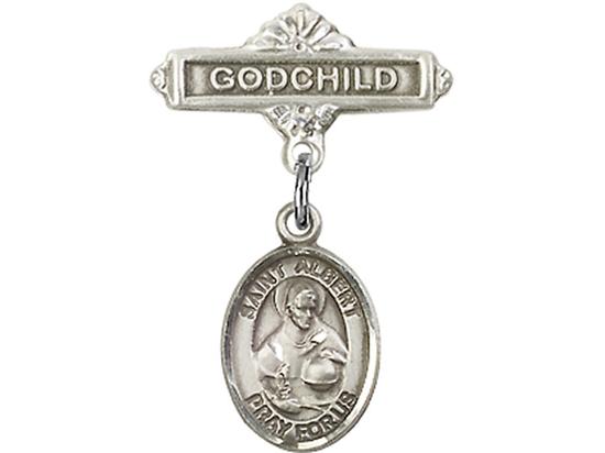 St Albert the Great<br>Baby Badge - 9001/0736