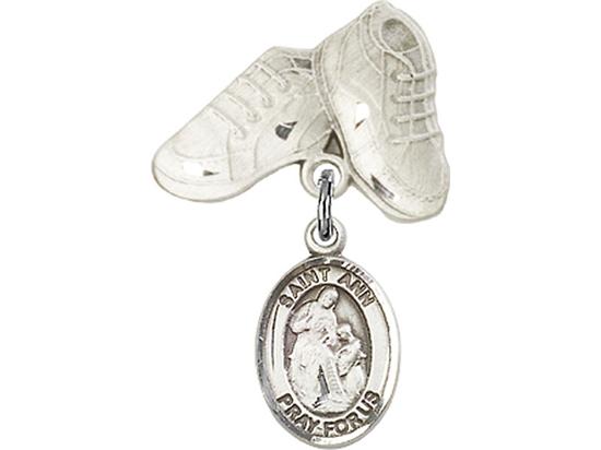 St Ann<br>Baby Badge - 9002/5923