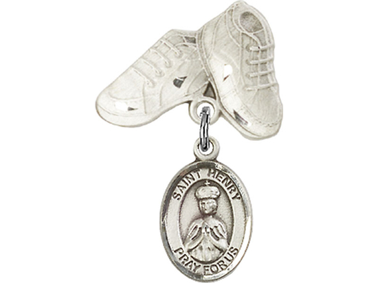 St Henry II<br>Baby Badge - 9046/5923