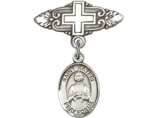 St Kateri<br>Baby Badge - 9061/0731