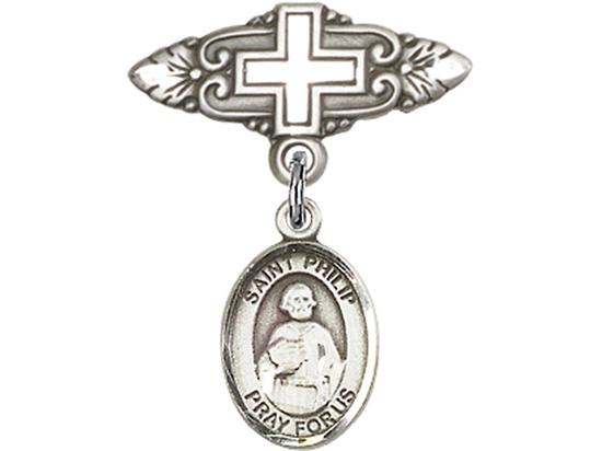 St Philip the Apostle<br>Baby Badge - 9083/0731