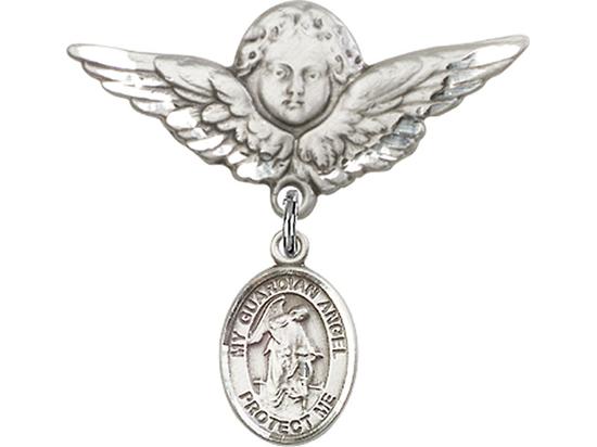 Guardian Angel<br>Baby Badge - 9118/0733