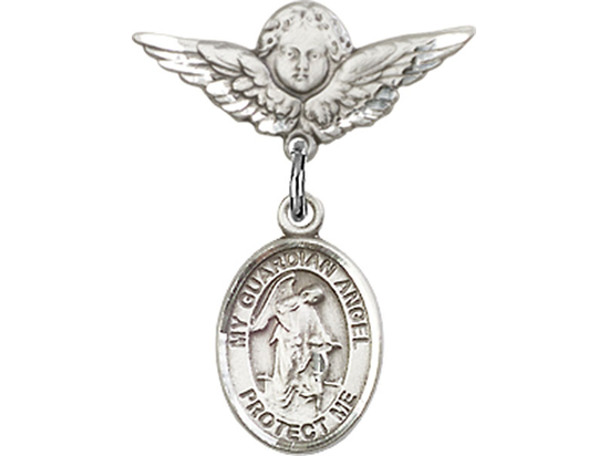 Guardian Angel<br>Baby Badge - 9118/0735