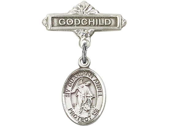 Guardian Angel<br>Baby Badge - 9118/0736