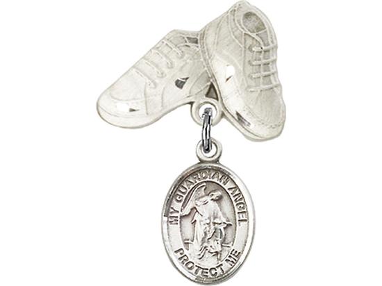 Guardian Angel<br>Baby Badge - 9118/5923