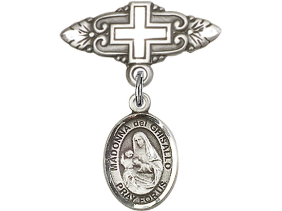 St Madonna Del Ghisallo<br>Baby Badge - 9203/0731