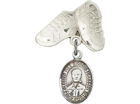 Blessed Pier Giorgio Frassati<br>Baby Badge - 9278/5923